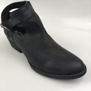 NWOT Sbicca vintage collection ankle boots